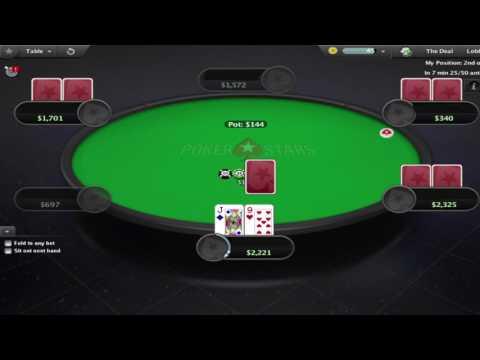 PMP: Poker Hand Range Practice #3b