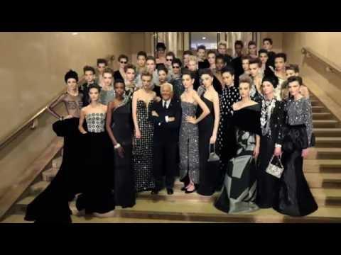 Giorgio Armani Privé –  2016 Fall Winter – Women's Fashion Show Backstage
