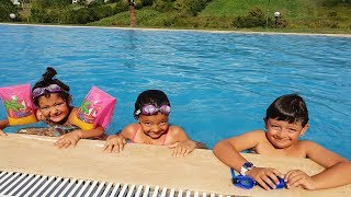 Bir Yaz Günü 5 Çocukla 24 Saat - 24 Hours with 5 kids