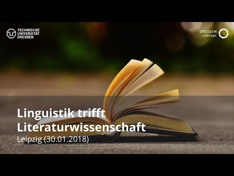 """""""Linguistik trifft Literaturwissenschaft: maschinelle Autorschaftsanalyse"""" (Leipzig, 30.01.2018)"""