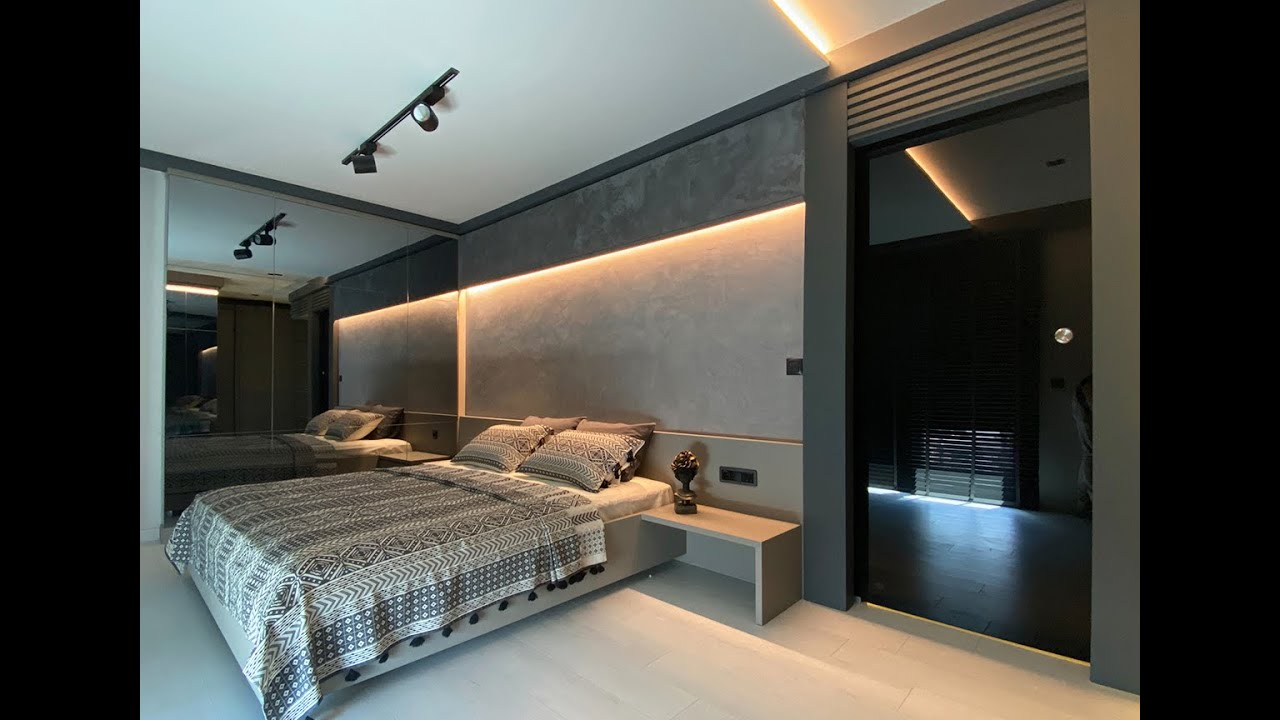 HOME DESIGN I Bedroom Design by İbrahim Yılmaz I İstanbul Turkey