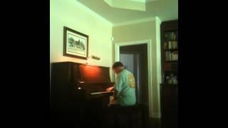 Just As I Am Instrumental Piano Hymn Improvisation