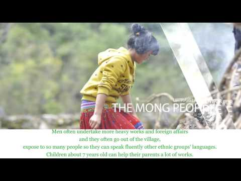 The Mong people | UrTravelAdvisor.com | Vietnam Travel Guide