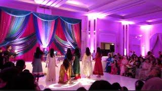 Anum's Mehndi Dance