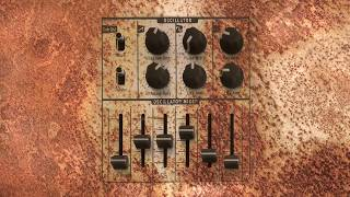 DreamsOfWires - 'One Synth' album (all tracks recorded with a single synth)