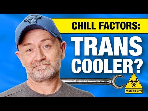 Should I fit a transmission oil cooler for heavy towing | Auto Expert John Cadogan