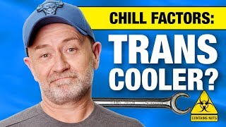 Should I fit a transmission oil cooler for heavy towing   Auto Expert John Cadogan