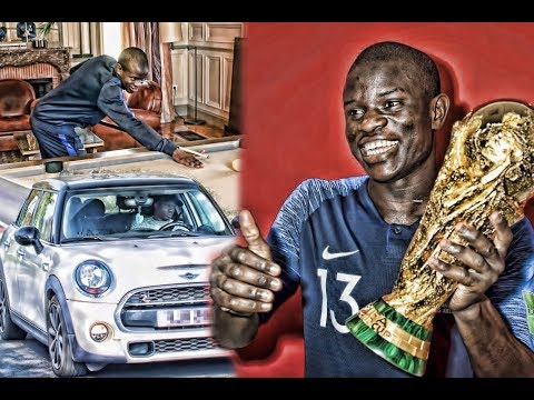Download THE PLAYER YOU CAN'T HATE - N'Golo Kante (Funny moments)