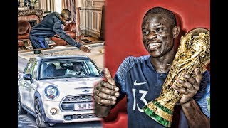 THE PLAYER YOU CAN39T HATE - N39Golo Kante Funny moments