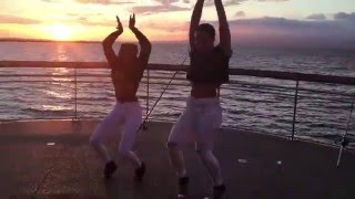Mr. Eazi ft Efya - Skintight| Choreography by Joan Gringesho and Marthe Vangeel (Scandalize Crew)