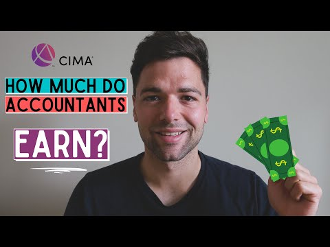 How much do Trainee Accountants earn? CIMA, ACCA & ACA Salaries