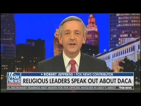 Fox Pastor Doesn't Want Too Much Compassion For Immigrants