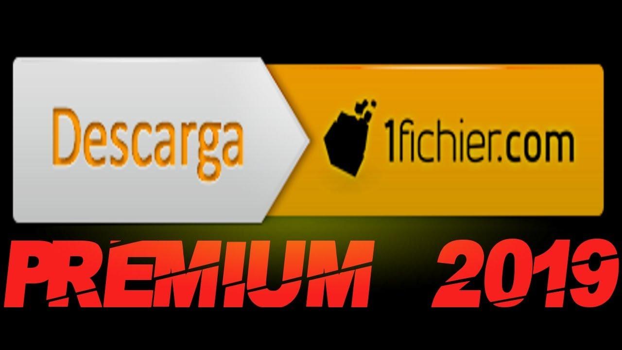 Premium 1fichier 2019 GRATIS