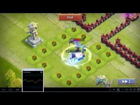 Castle Clash - Ice Demon 60 Vs Assassin 60