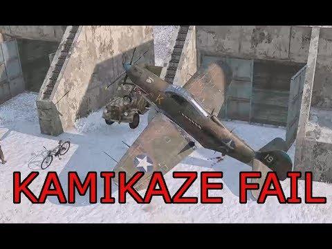 Kamikaze Pilots: Arma 3 Highlights