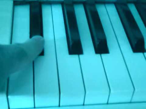 Chris Alpha Sounds: Piano Subcontra Octave AIS'' / B#'' (AIS 0 / B# 0)