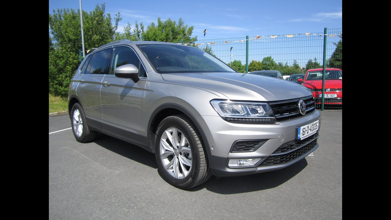 2016 Volkswagen Suv >> Review 2016 Volkswagen Tiguan Highline
