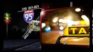 zuti taxi reklama
