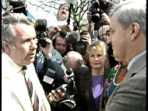 Newsnight, 8 April 1997