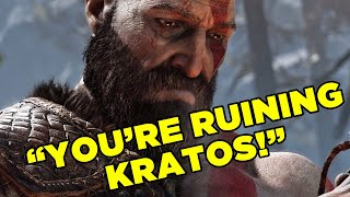 How Sony Almost Killed God Of War