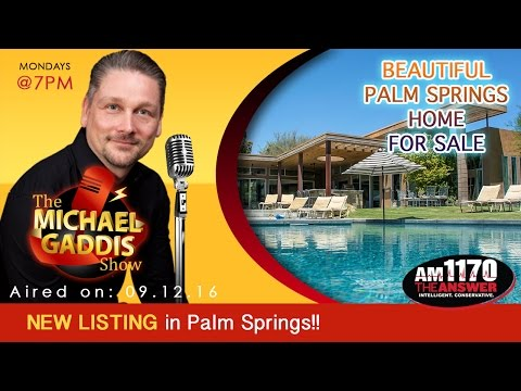 Beautiful Palm Springs Home For Sale!