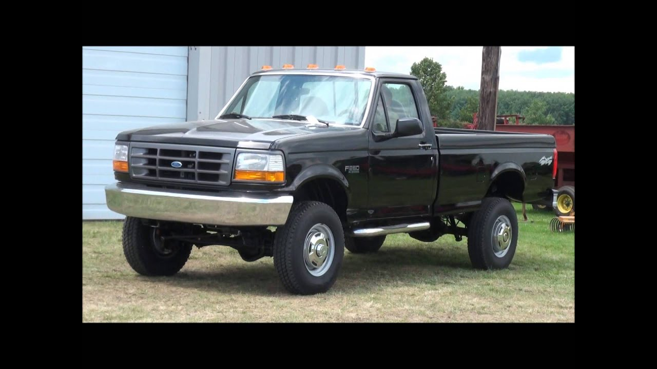 1997 ford f 350 xl 4x4 with 59 original miles http www auctioneersnow com