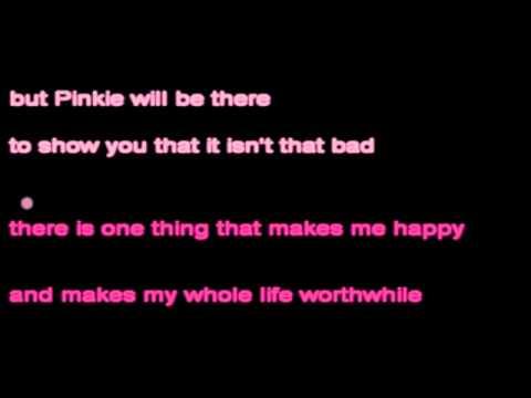 Pinkie's Smile song (Everypony Smile, Smile, Smile) Karaoke/Singalong version