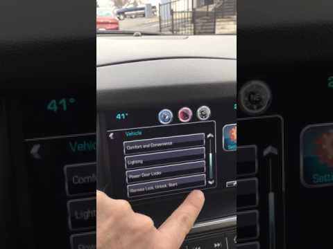 """How to turn off the """" Remote Left in Vehicle Alert """" in your Chevrolet"""