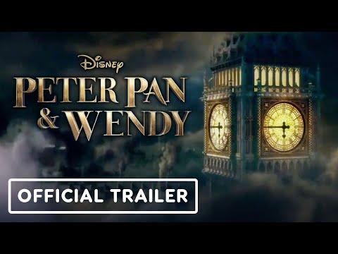 Disney Plus' Peter Pan & Wendy - Official Teaser Trailer (2021) Yara Shahidi, Jude Law