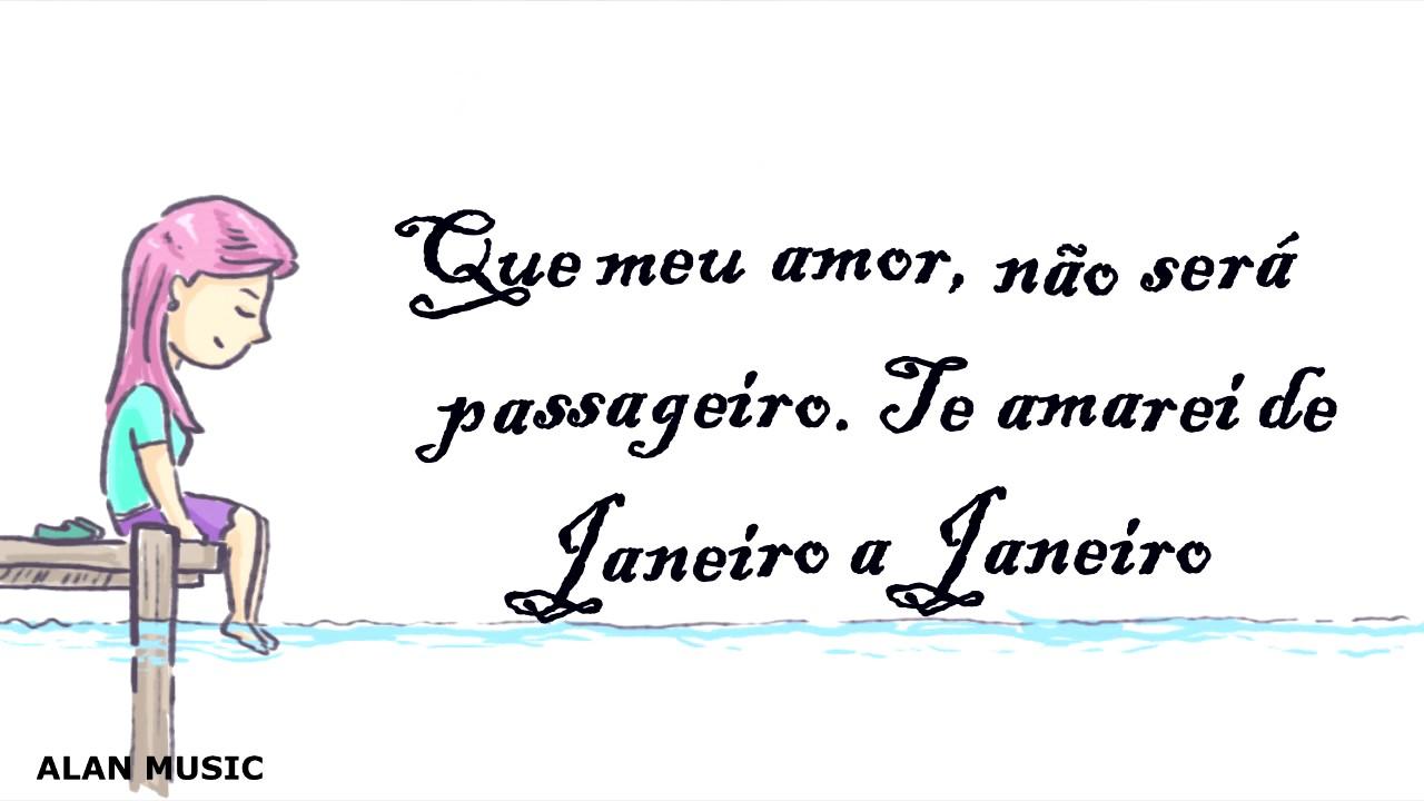 Te Amarei De Janeiro: Roberta Campos (LETRA)