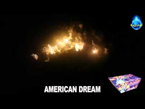 American Dream Cutting Edge Fireworks