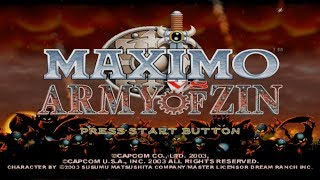 PS2 Longplay [017] Maximo vs. Army of Zin