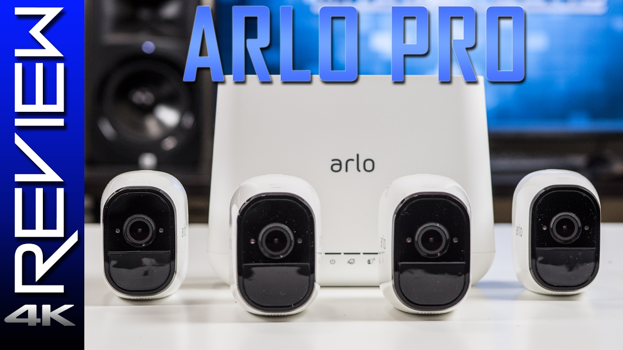 Netgear Arlo Pro Review Best Wireless Security Camera