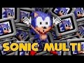 Sonic Multi - Walkthrough