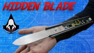 Como Fazer uma Hidden Blade de Assassin's Creed  (part. Leandro Fellipe)