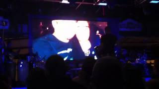 Siggno performing Mama in San Antonio 3-15-13