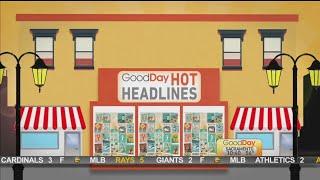 Hot Headlines: Adam Sandler to Host SNL
