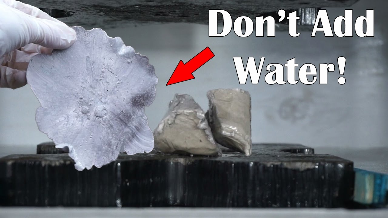 Don U0026 39 T Spray Sodium Metal With Water After Flattening It In