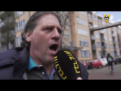 Ajax-supporter over spelersbus-incident: ''Dat is toch logisch!?''