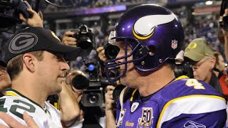 """Green Bay at Minnesota """"Favre-Rodgers IV"""" (2010 Week 11) Green Bay's Greatest Games"""