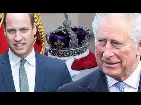 Prince Charles WILL become King due to the fact Prince William DOESN'T want position Royal Magazine