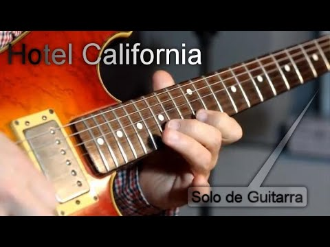 Hotel California (Solo)