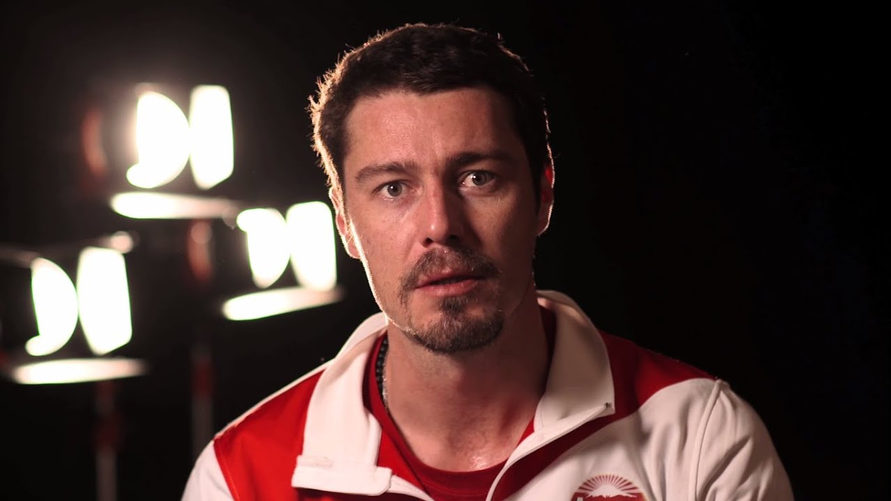 Serve and Volley with Marat Safin