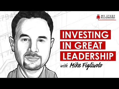 45 TIP: How to Find Great Leadership to Invest In (w/ Mike Figliuolo)