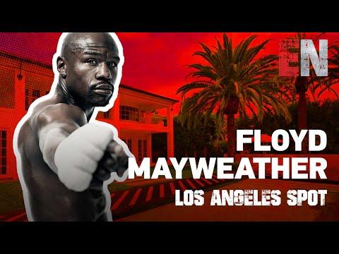 Visiting Floyd Mayweather Los Angeles Spot - Esnews Boxing