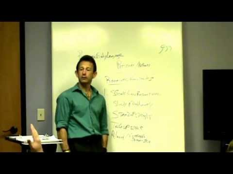 FREE NLP LECTURE: SPEED ATTRACTION - Body Language Secrets For Rapid Attraction