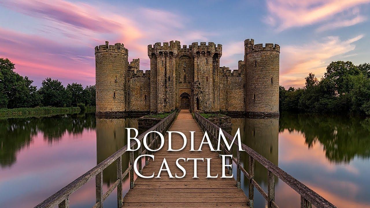 Картинки по запросу Замок Бодиам