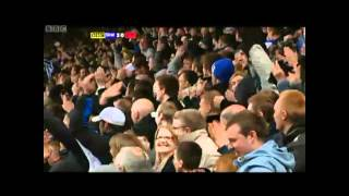 Sheffield Wednesday Promotion versus Wycombe May 2012 Match Highlights