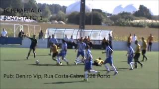 FC PERAFITA vs BOAVISTA FC