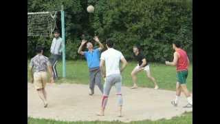 Кавказский волейбол (часть 1)